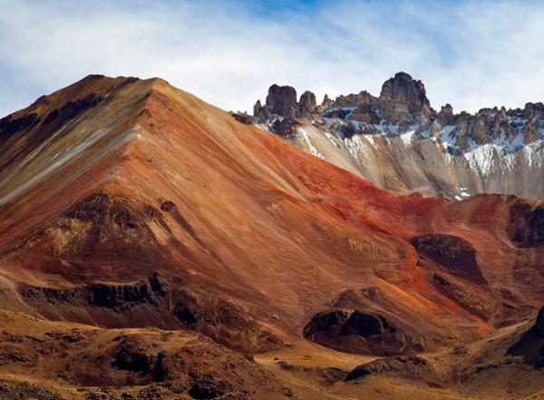 Volcanes & Salares