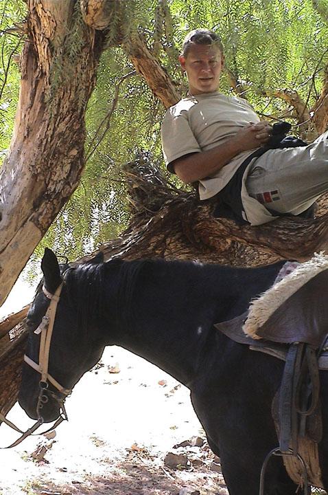 HORSE RIDING POR DÍAS
